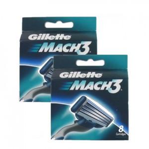 Gillette Mach 3 2x8